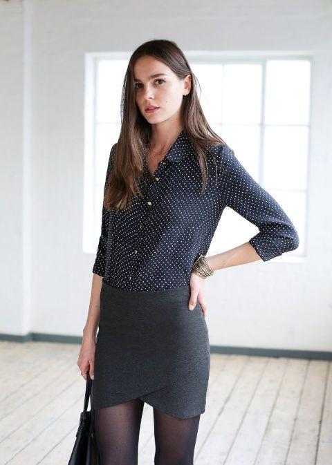 Sezane Morgane Sezalory Calvi Skirt Sezane Calvi Style