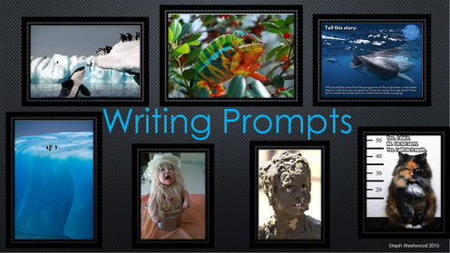 Creative Writing Powerpoint Creative Exercises