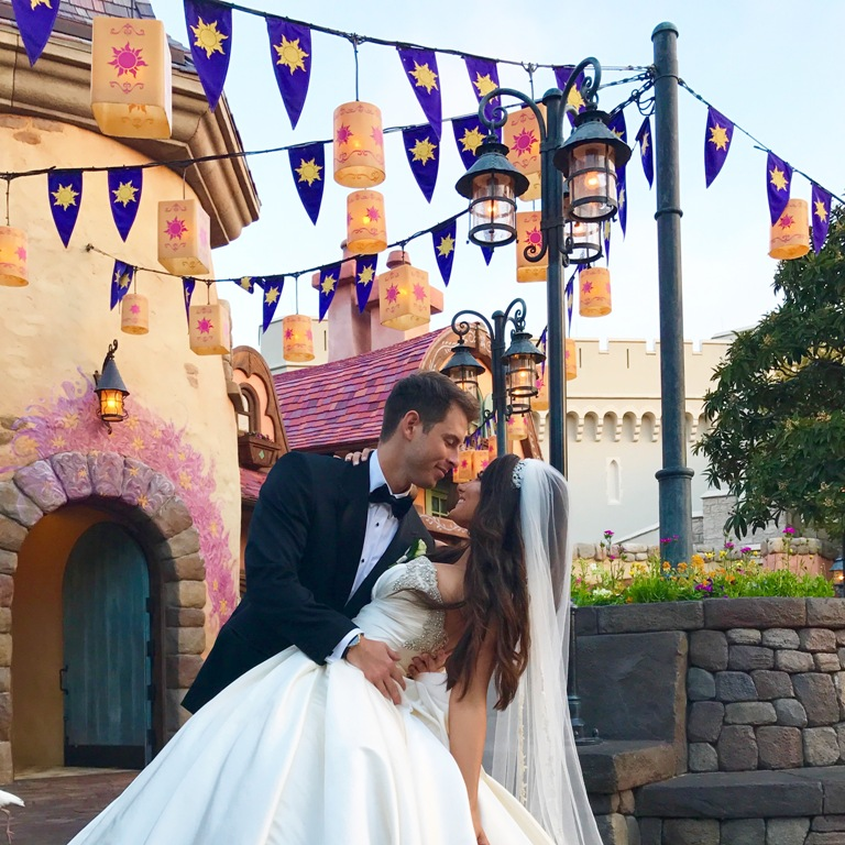 7 Things I'm Glad We Did for Our Disney Wedding - This Fairy Tale Life