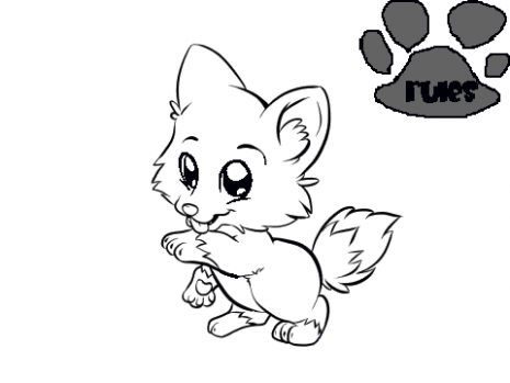 Baby Wolf Pup Coloring Coloring Pages Coloring Pages Wolf Just Coloring Baby Wolf Wolf Colors Wolf Pup