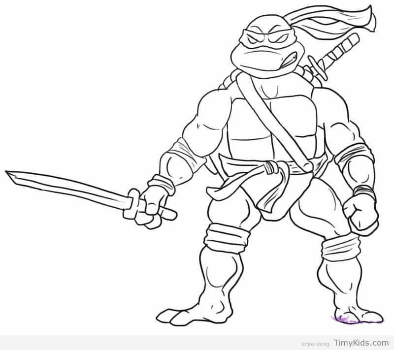 http://timykids.com/printable-ninja-turtles.html   Colorings   Pinterest