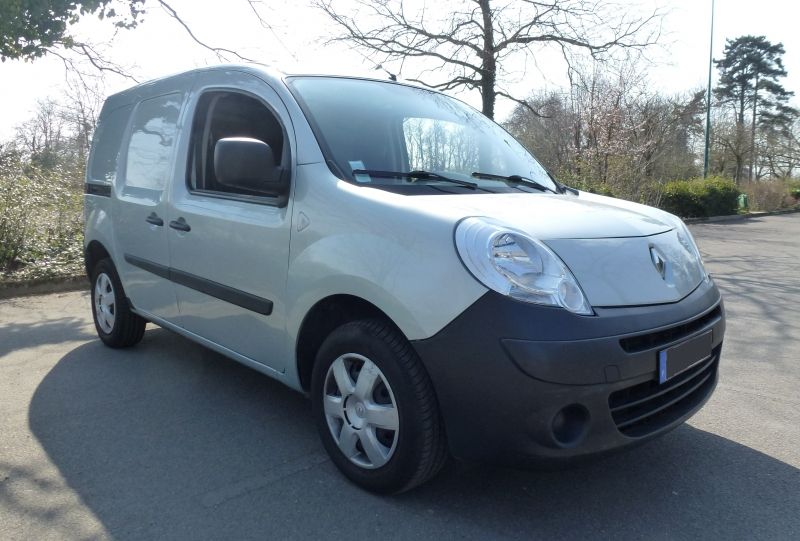 Renault Kangoo Ii Grise Utilitaire Confort Kangoo Renault Kangoo Renault