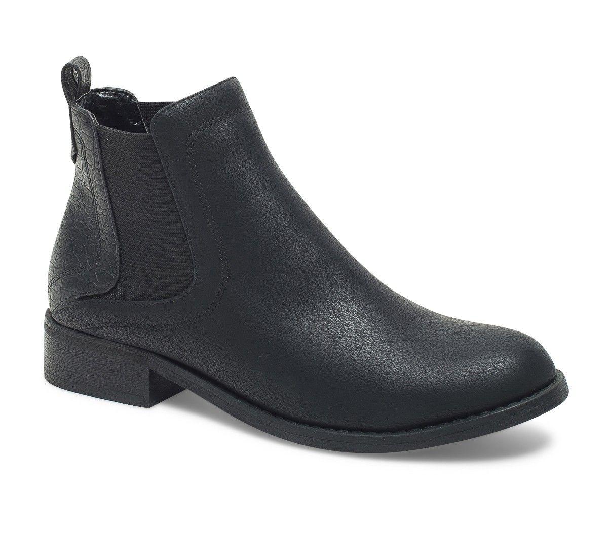 chelsea boots noir femme | dressing | pinterest