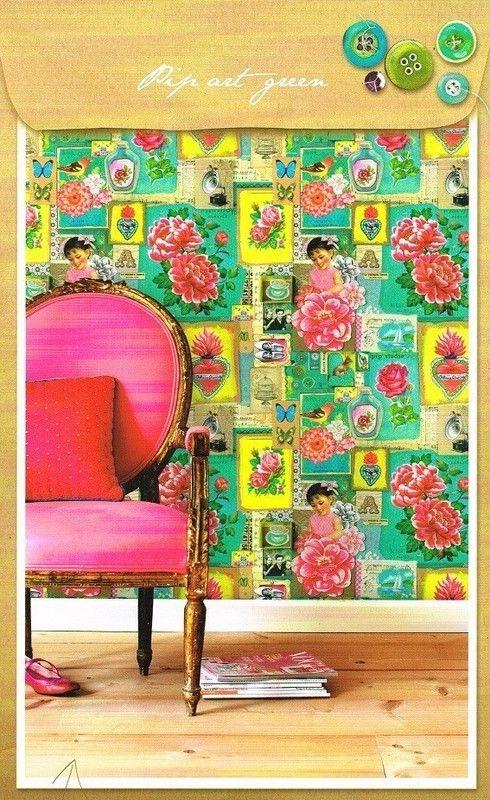 art wallpaper by fifty one percent | notonthehighstreet ...