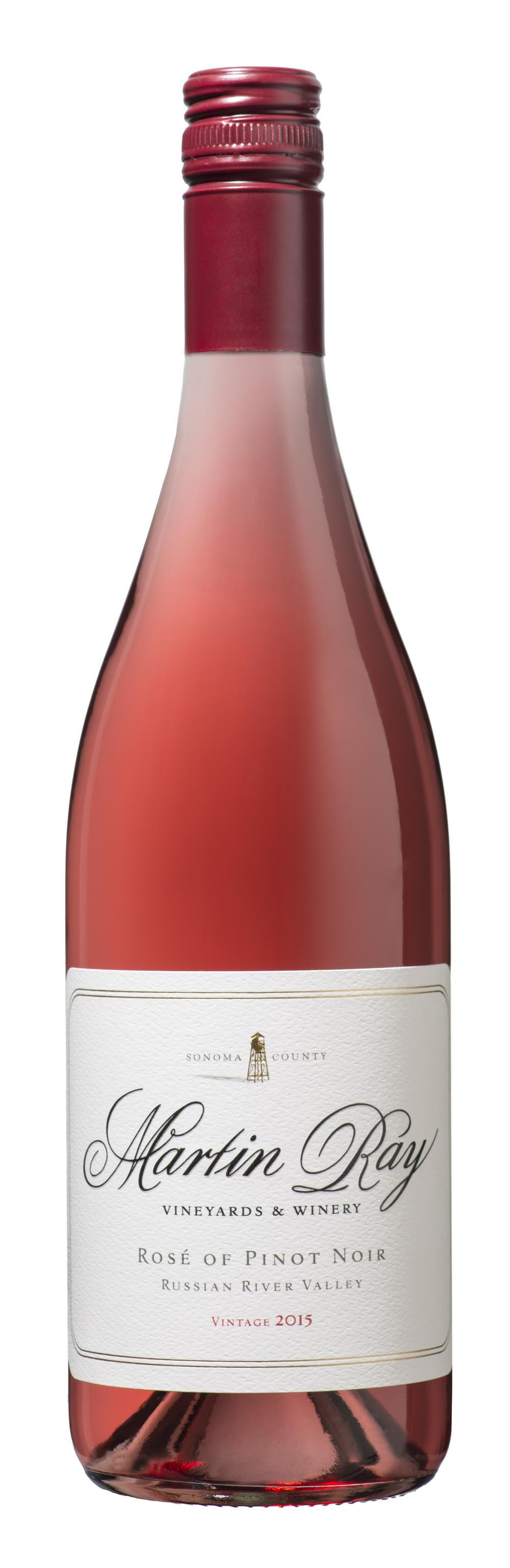 Martin Ray Rose 2015 Best Rose Wine Rose Wine Wine Bottle