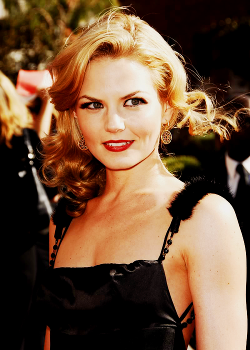 Jennifer Morrison if you could maybe not be so gorgeous thatd be great thanksss