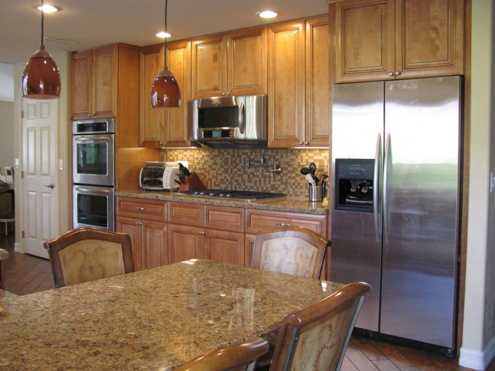 Best Costco Kitchen Cabinets And Kitchen Design For Small Space 400 x 300