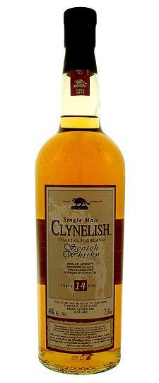 Clynelish 14 Year Old - SPRING or SUMMER MALT