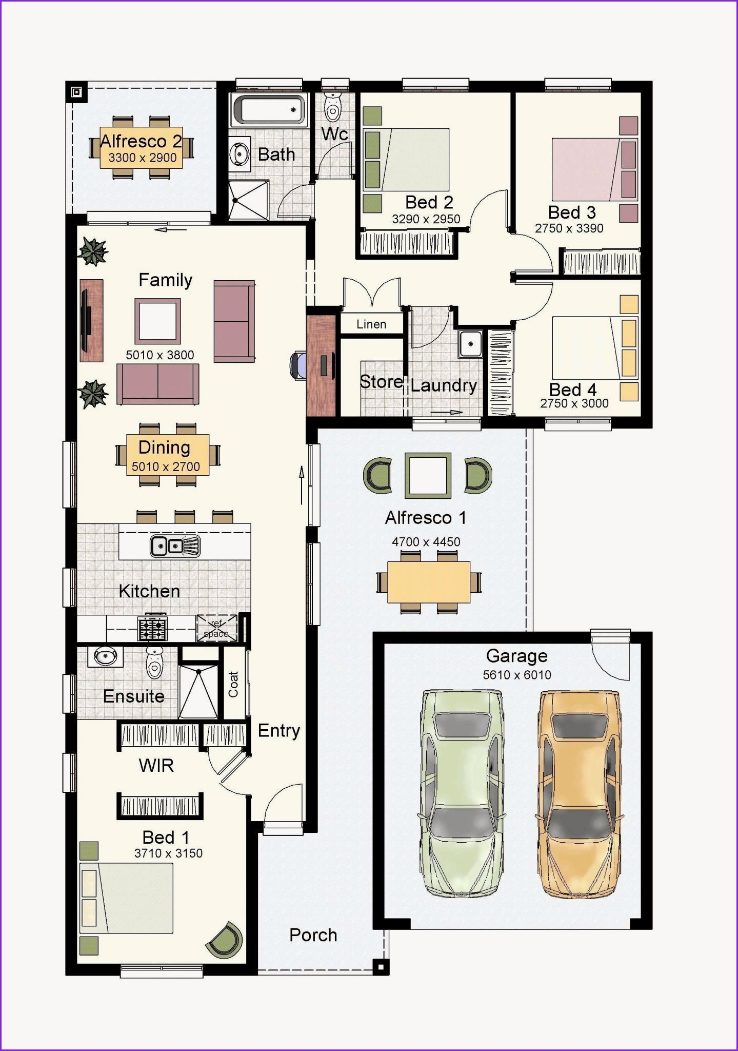 Awesome Guest House Floor Plans In 2020 Mansion Floor Plan Bedroom House Plans Modern House Floor Plans