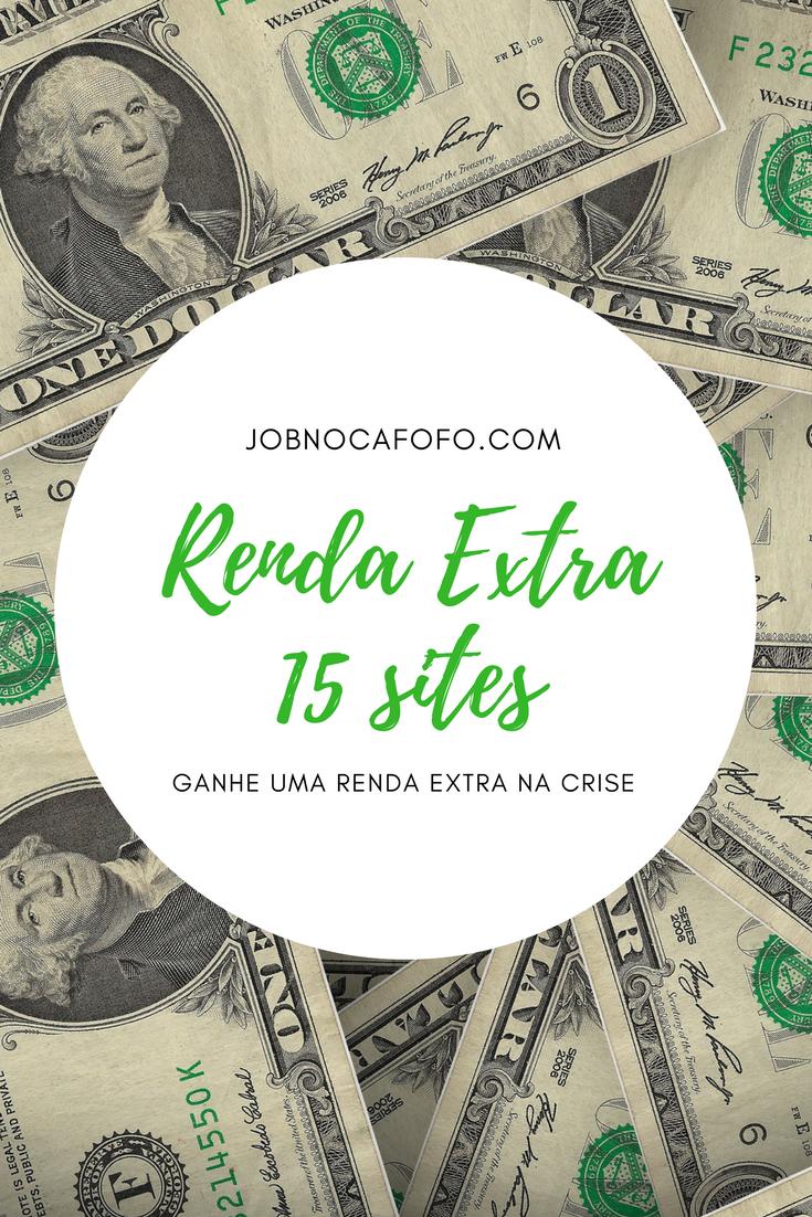 Renda Extra | 15 Sites e Apps Para Ganhar uma Rend...