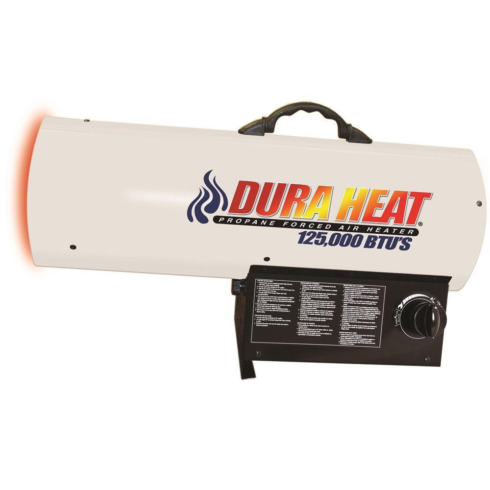 DuraHeat LP Forced Air Heater