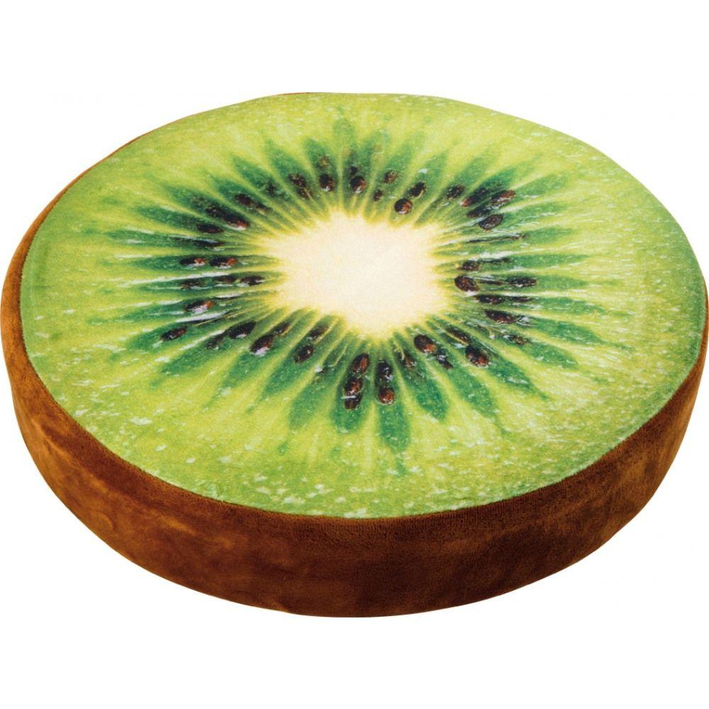 """Zitkussen """"Kiwi"""" uit groothandel en import"""
