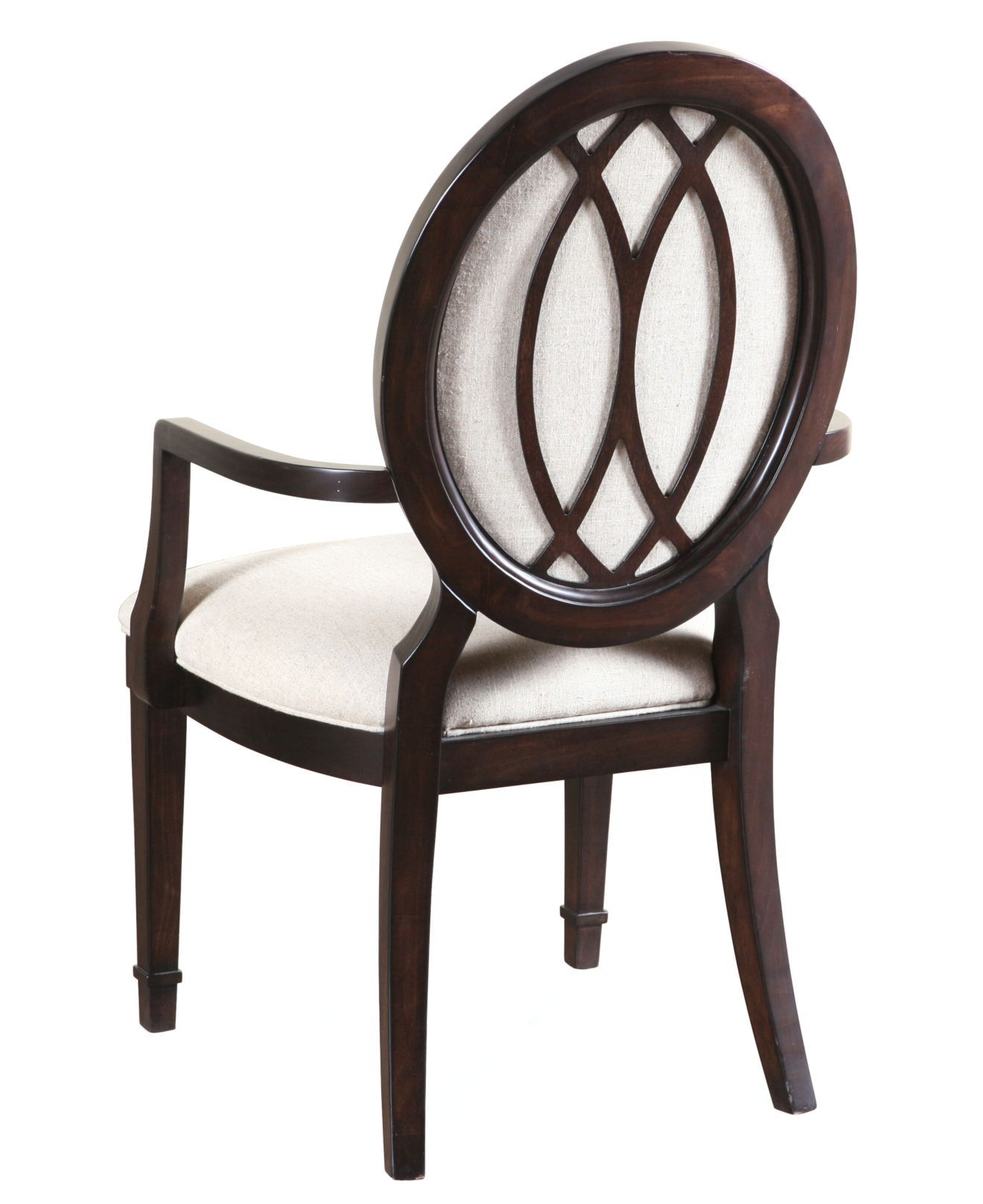 American style Solid Wood House Chair Retro Old European ...