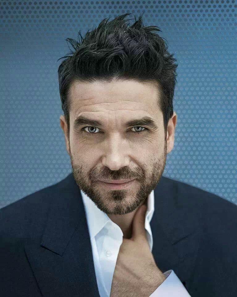 Marcin Dorocinski Actors People Handsome