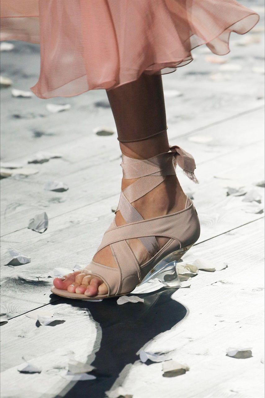 a60a21b2b6eb Paris Fashion Week  le scarpe Primavera Estate 2019