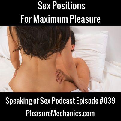 Free sex position advice