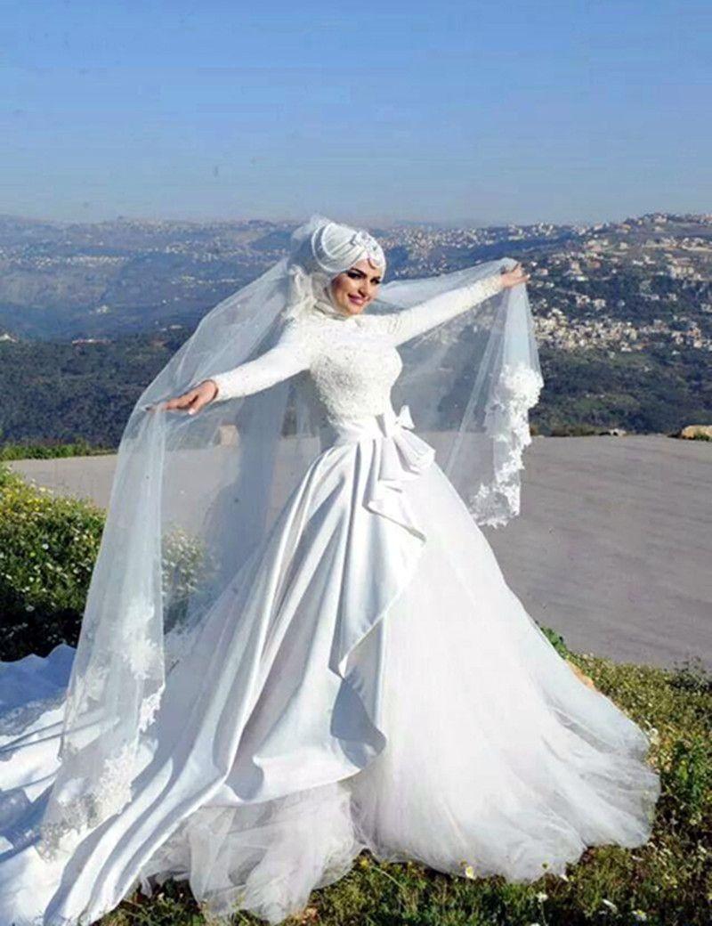 http://www.hijabiworld.com/amazing-ivory-wedding-hijab ...