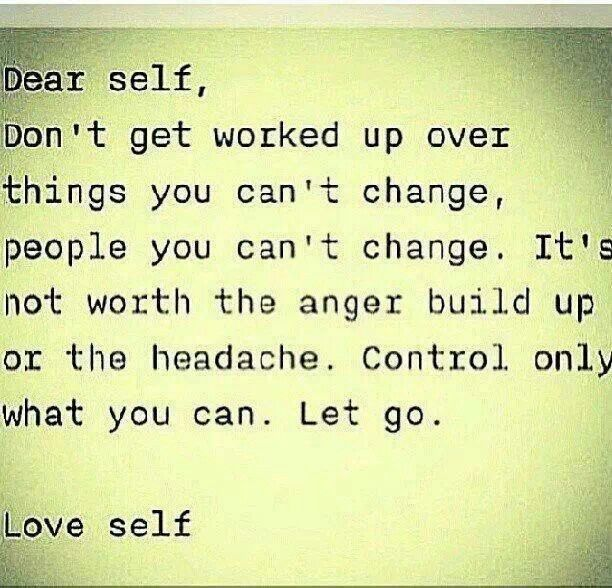 Stress Relief! Allow yourself to let go and enjoy each