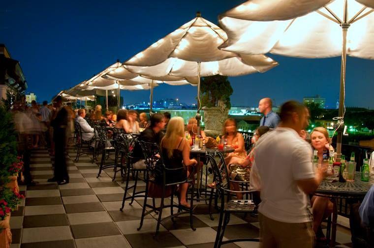 Charleston S Best Rooftop Bars Restaurants Ahoy
