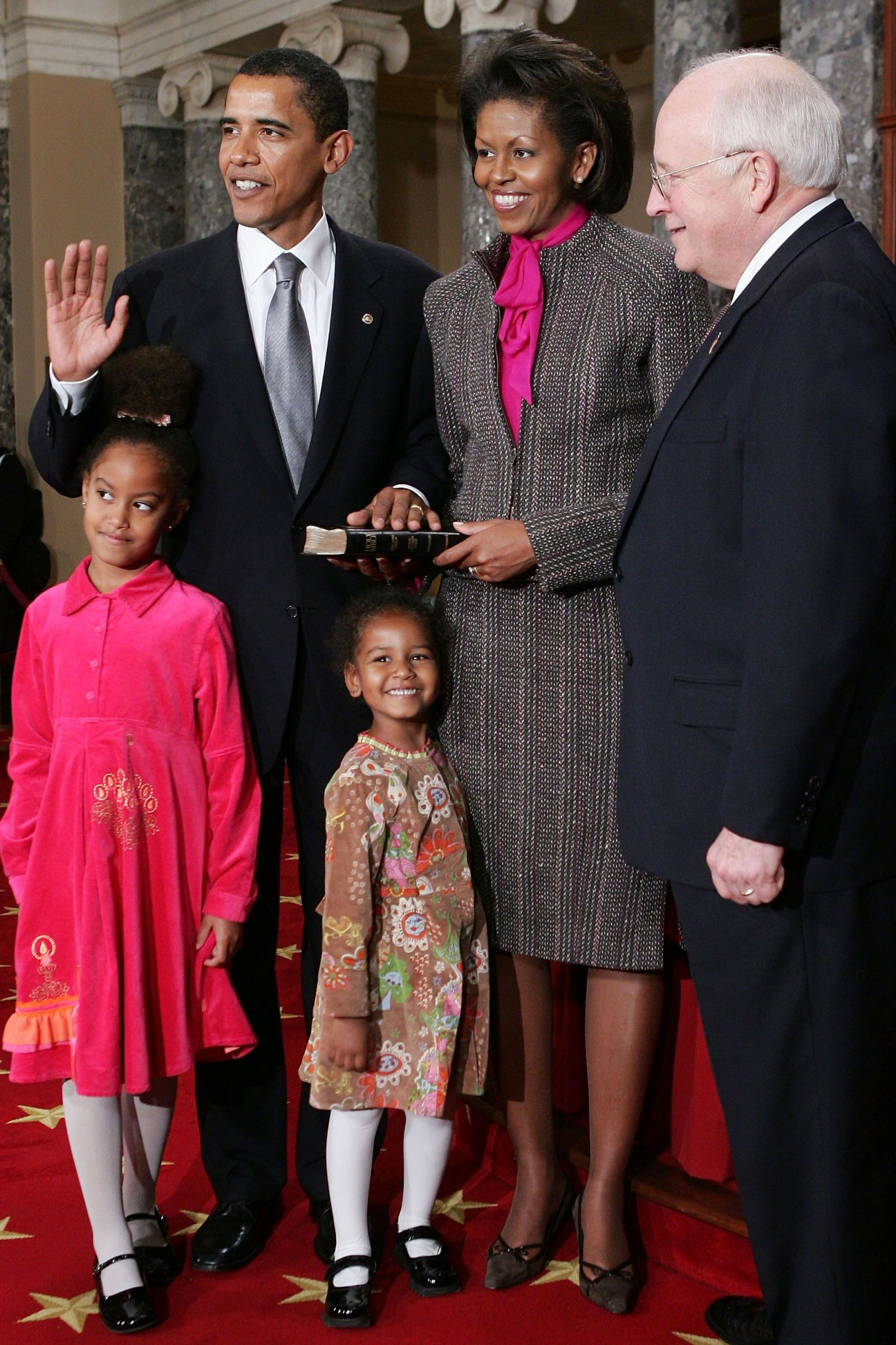 Sasha and Malia Obama's Style Evolution | Icons