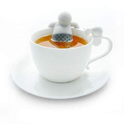 Mr. Tea Infuser Strainer, Leaf Sieve