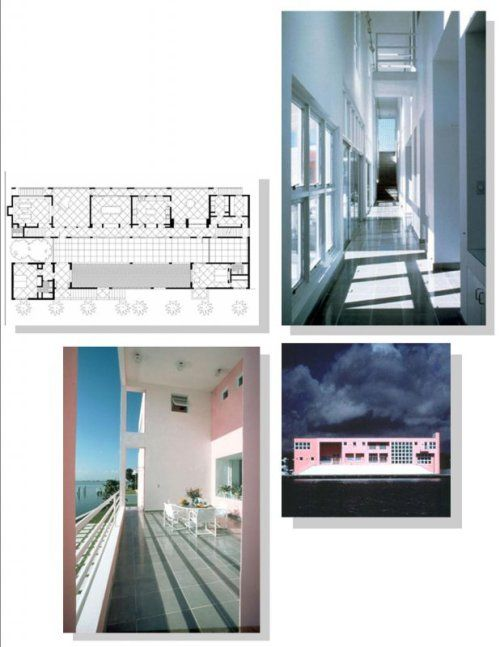Pinkhousecollage Jpg Pink Houses Miami Shores House