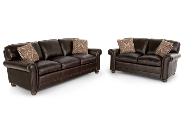 Bob\'s Restoration Leather Sofa/Loveseat/Recliner $1900 | Furniture ...