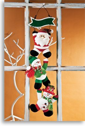 Resultado de imagen para adornos de navidad para ventanas for Decoracion de navidad para ventanas y puertas