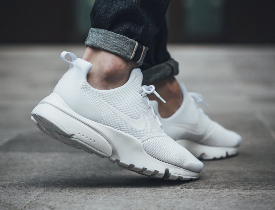 big sale 2cbd0 2bc88 Nike Air Presto Fly Triple White-2
