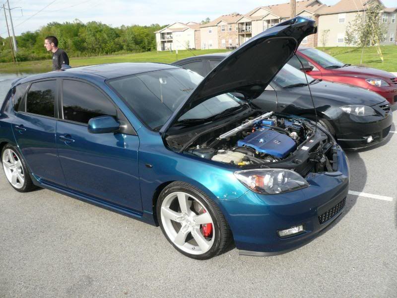 Mazda Phantom Blue Mica Car Colors Car Mazda