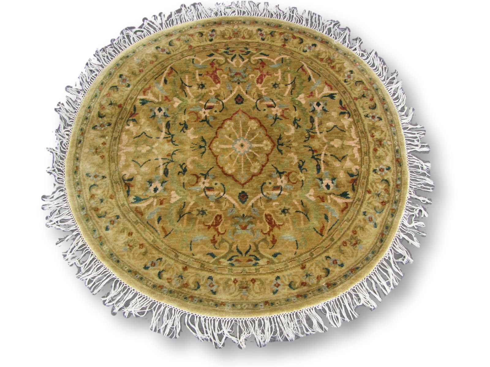 Round Oriental Rugs With Fringe Uniquely Modern Rugs