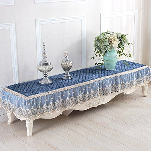 Situmi tablecloth table cover thicker tv cabinet bedside table non situmi tablecloth table cover thicker tv cabinet bedside table non slip lace cover 40 watchthetrailerfo