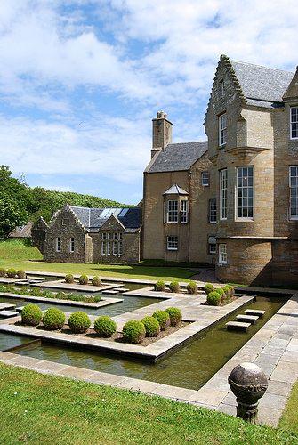 Balfour Castle, Orkney, Scotland