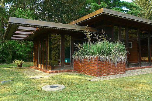 Weltzheimer Johnson House Oberlin Ohio Frank Lloyd Wright