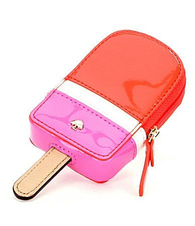 Kate Spade New York Flavor Of The Month Popsicle Coin Purse Dillards Handbag Michael Kors Fossil Classic Ysl Ad