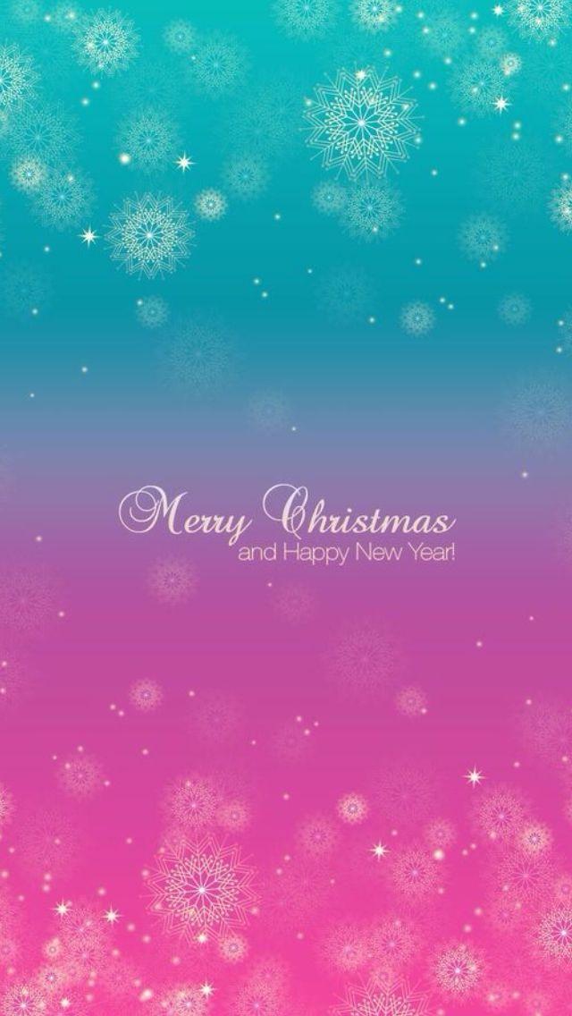 Iphone Wallpaper Merry Christmas Happy New Year Tjn Holiday Wallpaper Iphone Wallpaper Winter Wallpaper