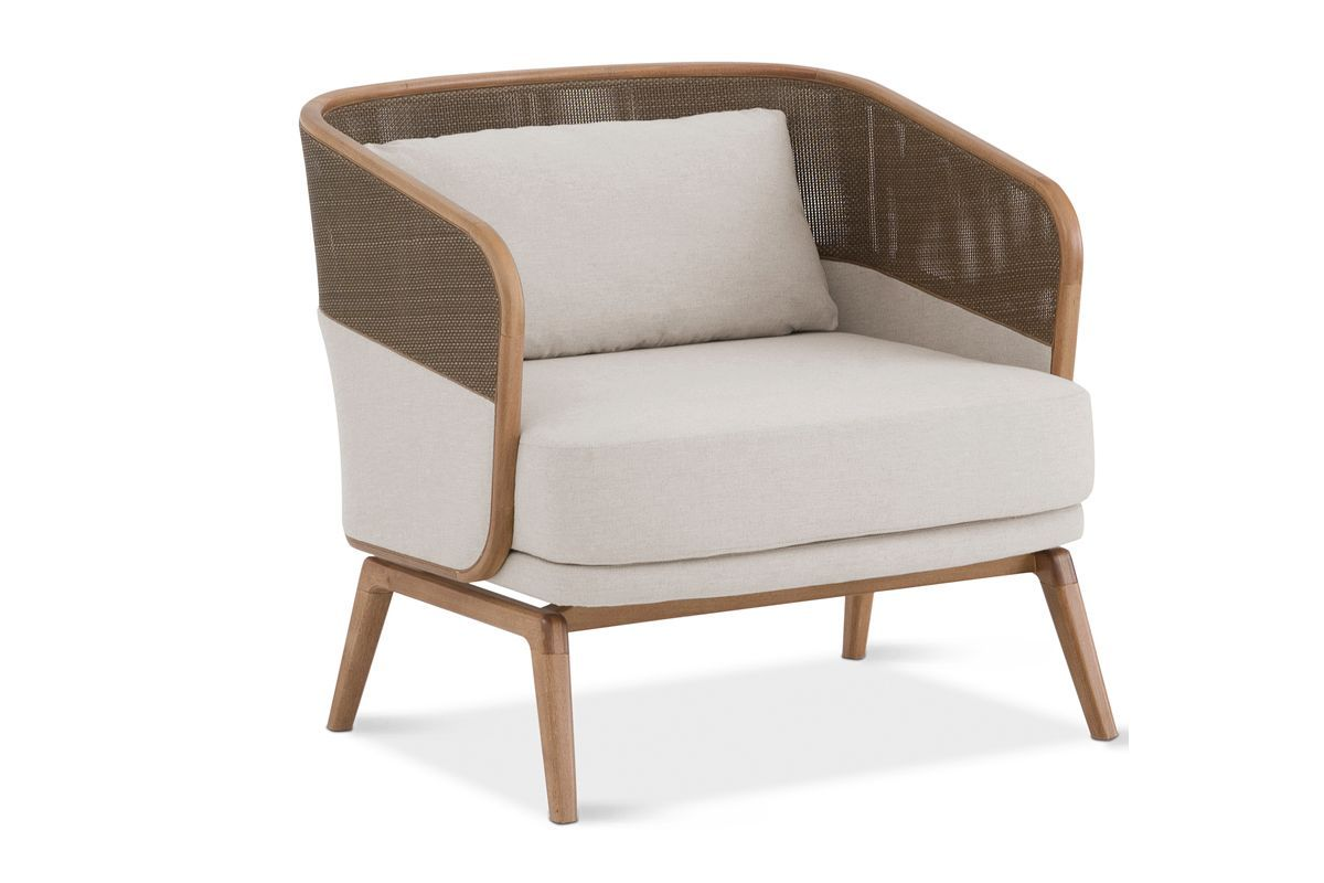 Poltrona Capitu SofaChair Single sofa chair, Furniture