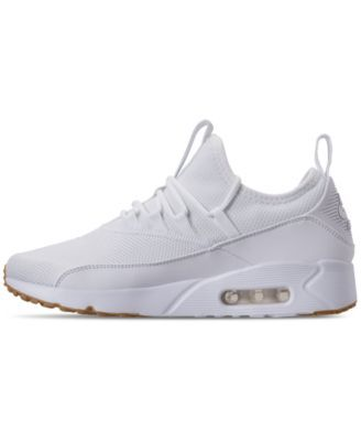first rate 4d9d1 4bc9e Nike Men's Air Max 90 Ez Casual Sneakers from Finish Line - White 12