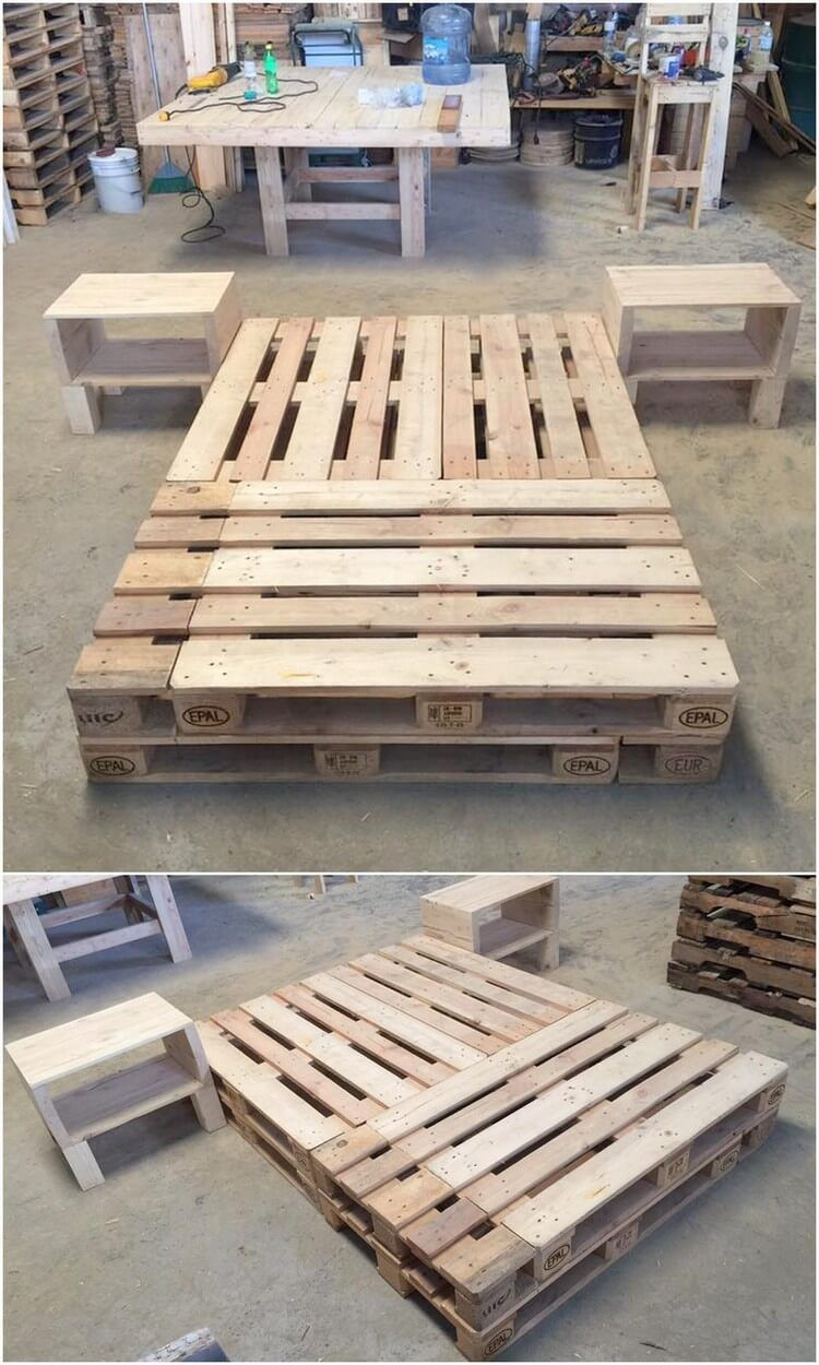 Low Cost Diy Pallet Ideas You Will Like To Follow Pallet Diy