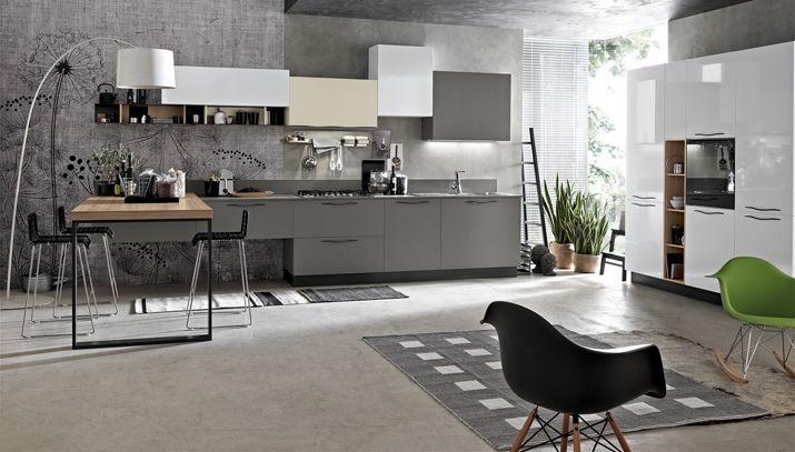 Stosa keuken Maya uit Italië Modern kitchen An all-new product in ...