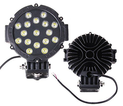 Amilliastyle LED ワークライト 作業灯 51W 12V 24V兼用 広角 17連 防水 本体ブラッ... https://www.amazon.co.jp/dp/B00N8FL2TW/ref=cm_sw_r_pi_dp_x_yYQkybP1DTR54