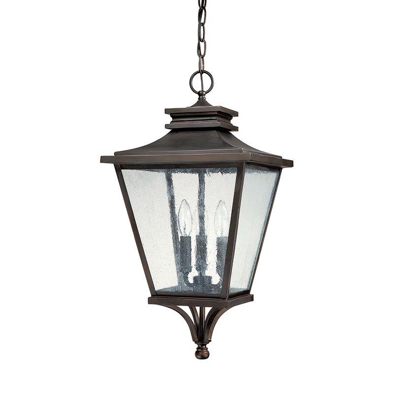 3 light outdoor hanging lantern capital lighting fixture company