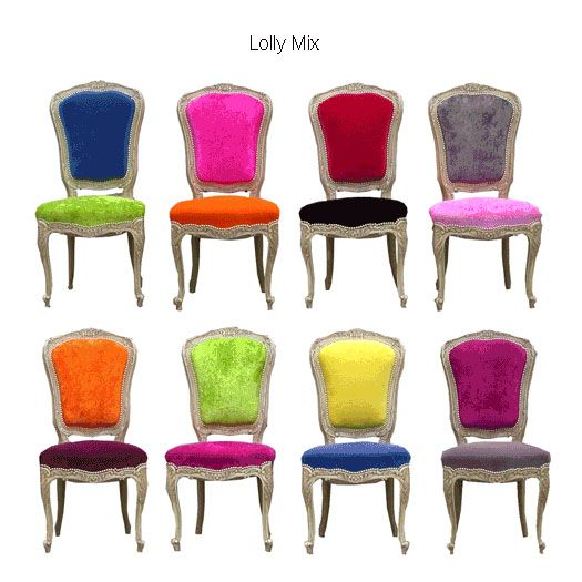 Funky Dining Room Chairs: When My Dining Room Chairs Need To Be Recovered...how Fun