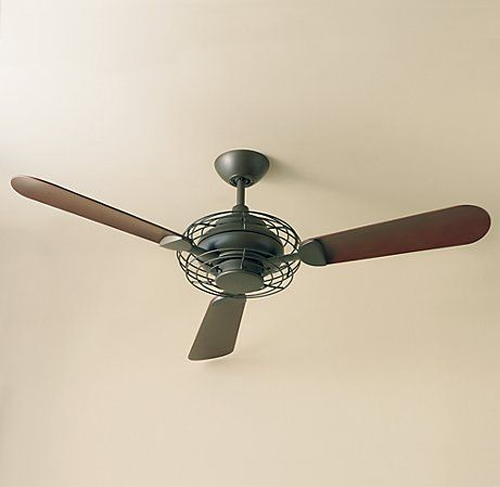 Ceiling Fan From Restoration Hardware Modern Ceiling Fan