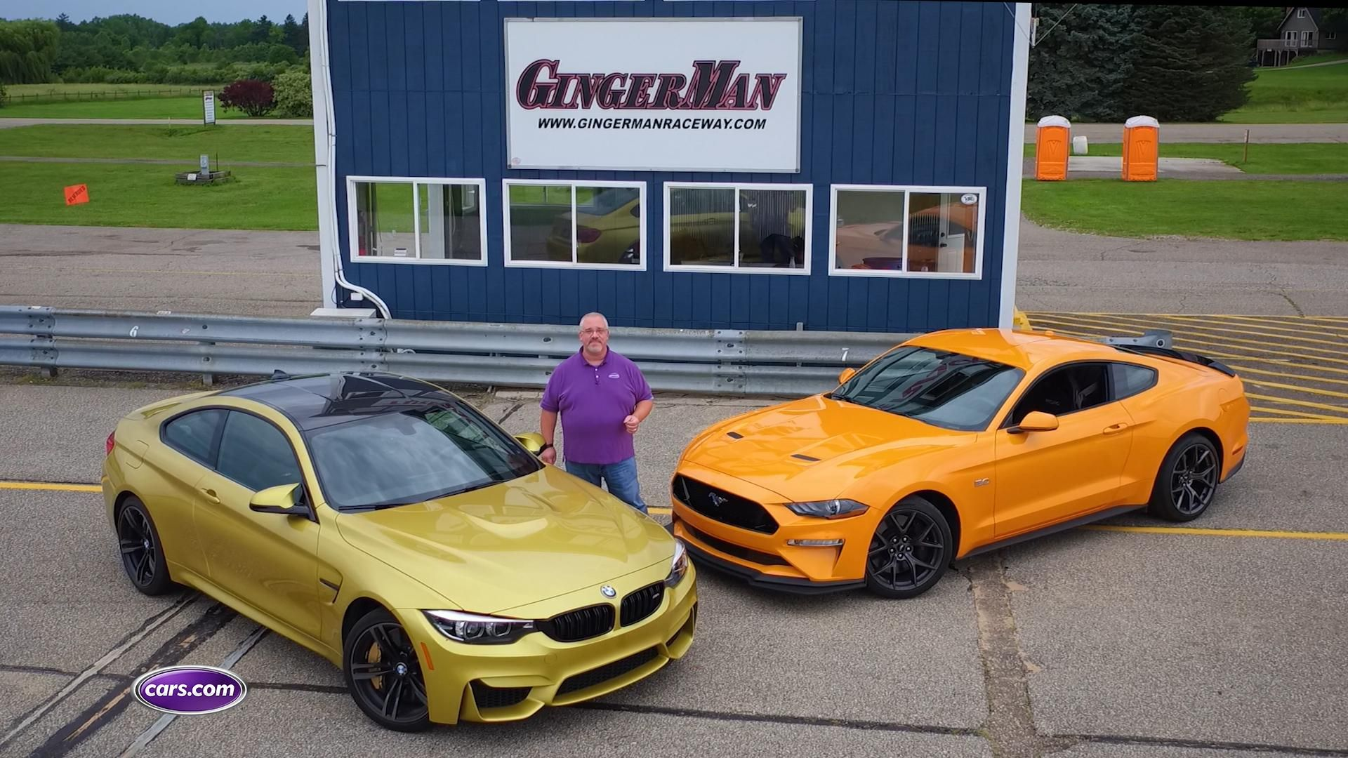 Price Of Performance Bmw M4 Vs Ford Mustang Gt Performance Pack