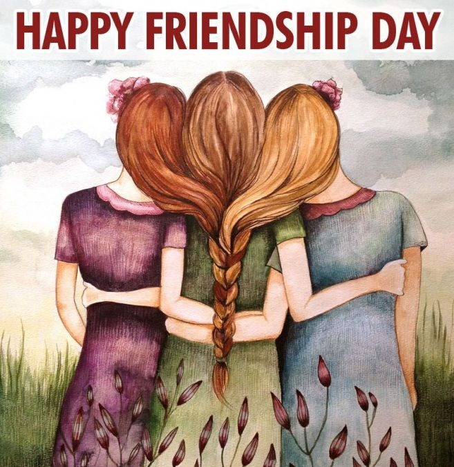 Happy Friendship Day Friendship Pinterest Sisters Art