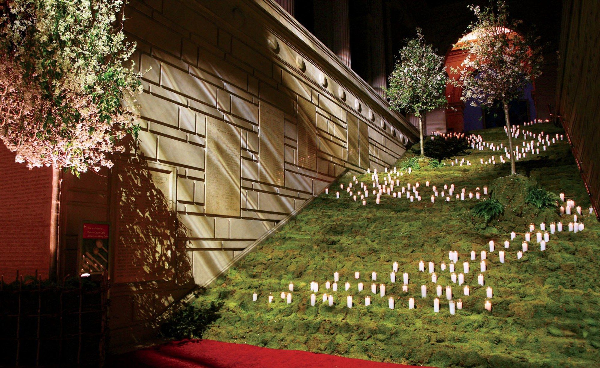 A Grand Entrance Met Gala Decor Throughout The Years Gala Decorations Party Planning 101 Met Gala