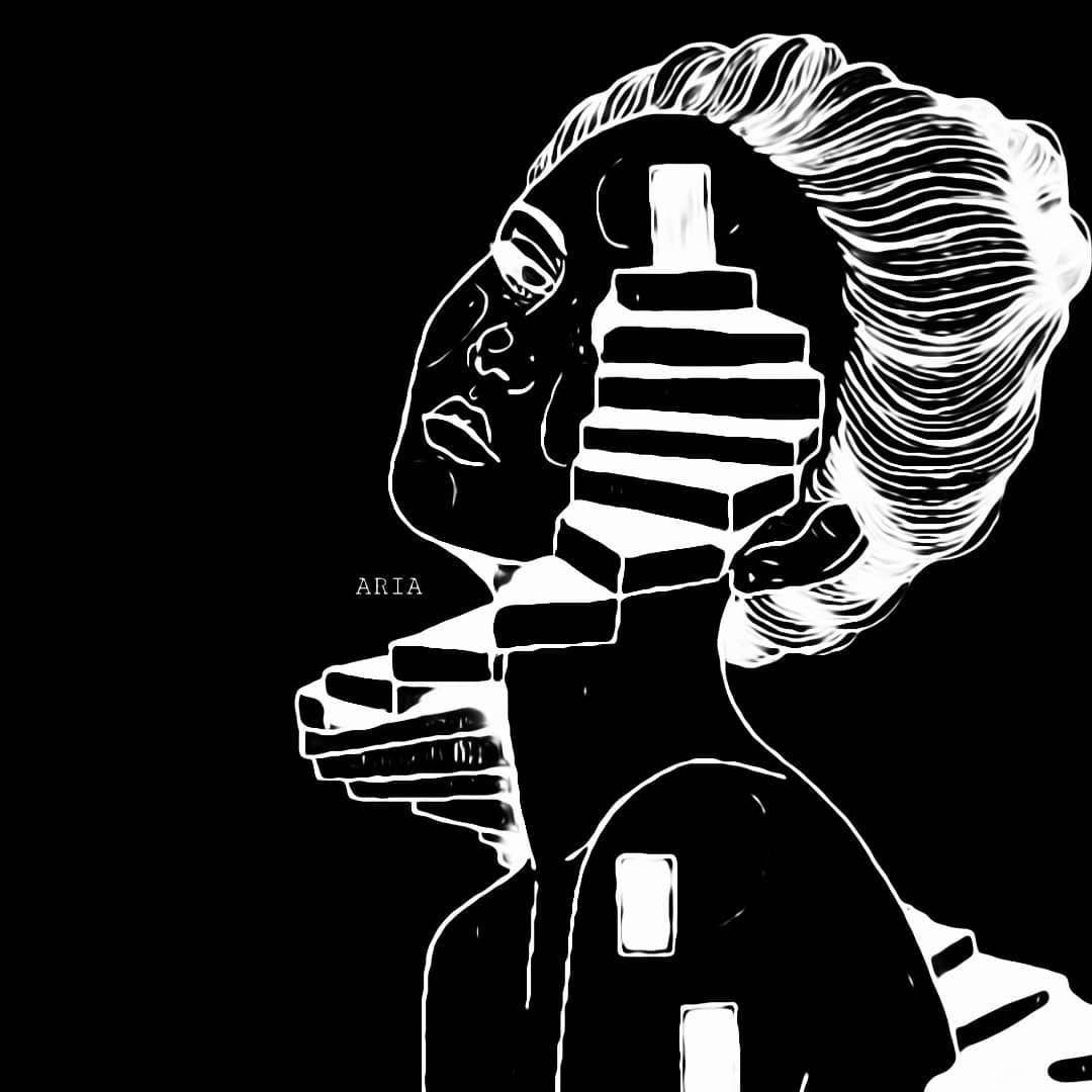 هكذا هي الحياه لا البدايات التي نتوقعها ولا النهايات التي نريدها.. . . . #memory #graduacion #pink#girl #drawing #draw #tumblr#sketch #beutiful #black #white #ff #cartoon #artist #artwork #art #galaxy #gg #رقمي #رسم #يوميات #تصوير #صباح#خواطر #رسمي