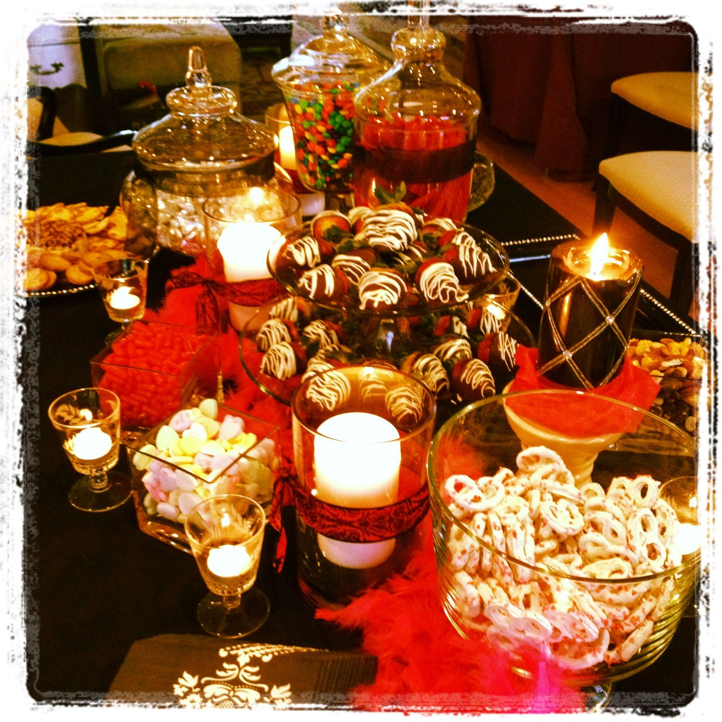 Party Table Decor Passion Party Table Decor Partylicious Pinterest Tables