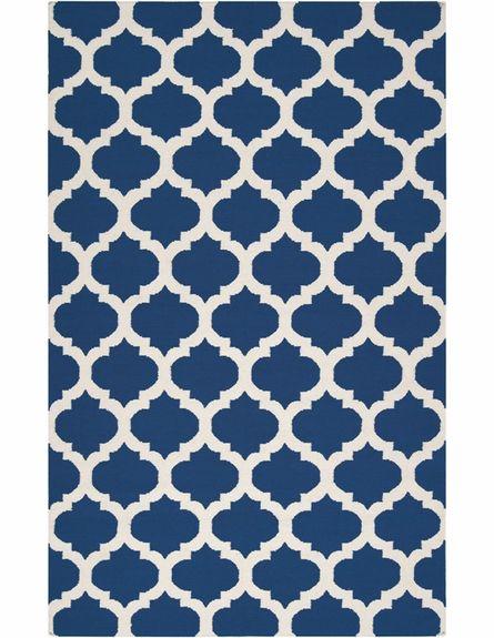 Mediterranean Blue And White Trellis Frontier Rug Http Www Rosenberryrooms Com 483 Mediterranean Blue And Wh White Trellis Mediterranean Blue Textured Carpet